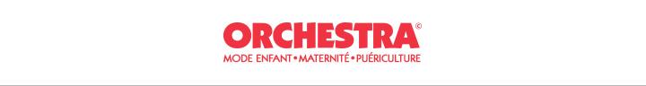 Orchestra : mode enfant, maternité et puériculture