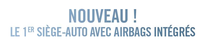 Nouveau : siege auto axissfix air