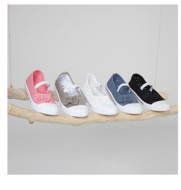 Sélection de chaussures bébé fille à 4€