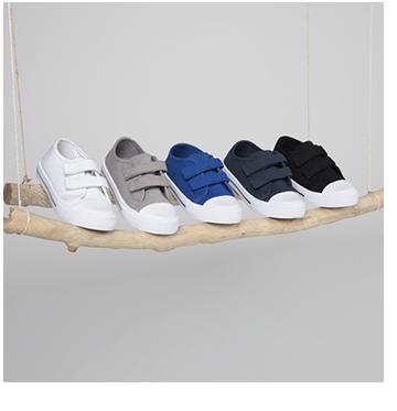 Sélection de chaussures bébé garçon à 4€