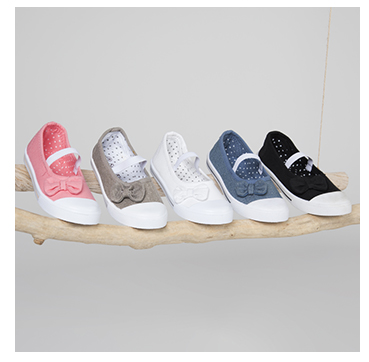 Sélection de chaussures fille à 5€