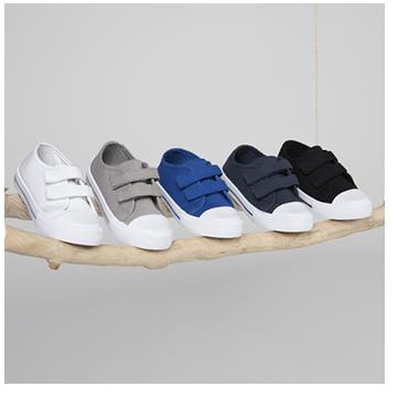 Sélection de chaussures garçon à 5€